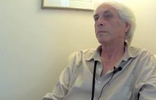 Christian Campiche interviewé à Lausanne