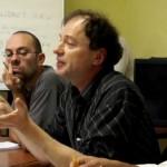 Débat du M'PEP sur les médias libres (Vivas, Lévy, Boistel)
