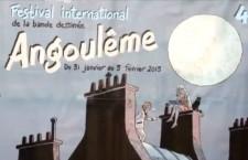 Festival BD d'Angoulême 2013