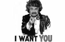 Beppe Grillo, le comique-politique qui ne fait pas rire les mondialistes