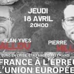 Conférence de Pierre Hillard – La France à l'épreuve de l'Union Européenne