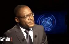 Côte d'Ivoire : Toussaint Alain sur TéléSud