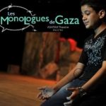 Les Monologues de Gaza – Maison d'Europe et de l'Orient (14 juin 2013)