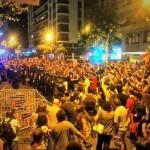 Espagne : manifestation contre la corruption, aux cris de démission (Romandie)
