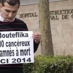 Algérie, pour le cinquantenaire : cancéreux, valsez, val-de-grâce, pour les personnes grasses et qui s'engraissent !