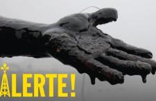 Appel à mobilisation contre le forage illégal en vue d'exploitation des gaz de schiste à Jouarre (3 août 2013)