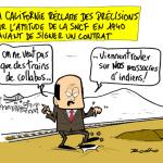 Des élus américains visent la SNCF pour son rôle dans la Shoah (Romandie)