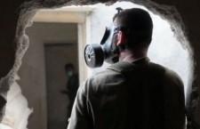 """Armes chimiques en Syrie : Hollande évoque un """"usage probable"""", Obama se déclare """"incapable de le déterminer"""" pour le moment"""