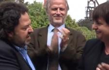 L'Union sacrée autour de la stèle de Florange : reportage en Moselle avec Lionel Bieder