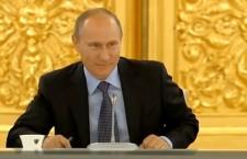 Al-Qaïda, pas en Syrie ? Poutine déclare : « John Kerry ment, il sait qu'il ment, c'est pitoyable »