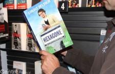 Livre : Hexagone. Lorànt Deutsch occupe une place laissée vacante par les historiens