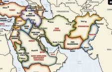 Le N-Y Times propose de remodeler le Moyen-Orient, accréditant les travaux de Pierre Hillard (Pierre Hillard)