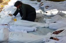 Syrie : l'enquête à charge contre les Etats-Unis après l'attaque chimique (Le Monde)