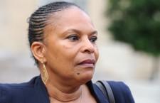 Christiane Taubira embarrasée par la circulaire Alliot-Marie interdisant le boycott