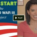 Vidéo parodie : « Aidez nous à stimuler la troisième guerre mondiale »