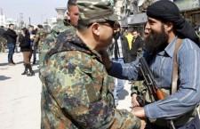 Syrie : l'armée et les rebelles signent des armistices autour de Damas (Le Monde)