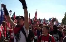 Manifestation pour l'abolition de la corrida (Alès, 31 mai 2014)