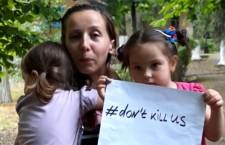 Ukraine, guerre civile : témoignages de réfugiés (AgoravoxTV)