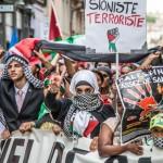 Manifestation pro-palestinienne à Lyon (19 juillet 2014)