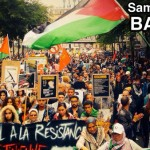 Palestine : manifestations de solidarité partout en France (19 juillet 2014)