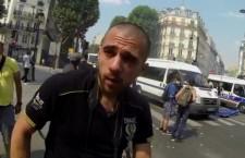 Manifestation pro-palestinienne à Paris (19 juillet 2014)