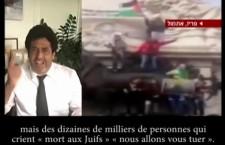Un député de l'UDI ment à une télé étrangère : « des dizaines de milliers de personnes place de la République qui crient 'Mort aux juifs', 'Nous allons vous tuer'. »