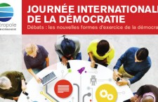 Journée Internationale de la Démocratie à Rouen (15 septembre 2014)