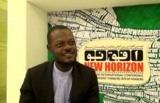 Entretien avec Moussa Sadr Mondo, activiste congolais