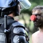 La gendarmerie réprime les opposants au barrage de Sivens : un mort. Premier récit (Reporterre)