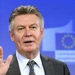 Karel de Gucht mis en boîte par Fakir au sujet du TAFTA