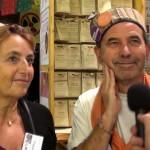 Reportage au Salon Marjolaine, auprès de Kokopelli et d'artisans