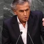 ONU : d'après BHL, l'antisionisme serait la première cause de l'antisémitisme
