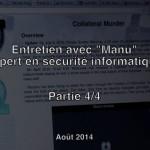 Documentaire « Au-delà d'Internet : Assange/Snowden, vers une société panoptique » (4/4)