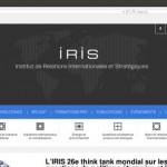 Le nouveau site internet de l'IRIS, un autre regard sur l'actualité des relations internationales