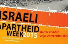 «Israëli Apartheid Week» partiellement annulé à la VUB après des pressions de l'ambassadeur israélien (LaLibre.be)