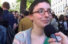Manifestation contre la surveillance de masse
