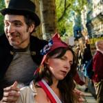 Manifestation contre TAFTA : petit compte-rendu
