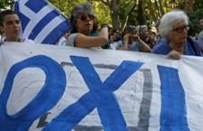 """Le """"non"""" grec, ou l'illusion d'un changement, par Gabriel Rabhi"""