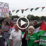 Reportage à Gaza Plage, le 13 août 2015