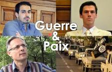 Guerre & Paix #1 – « L'État Islamique : qui le soutient, qui le combat ? », avec Bruno Guigue, Youssef Hindi et Jean-Maxime Corneille
