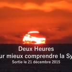 Deux Heures pour mieux comprendre la Syrie (bande-annonce)