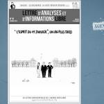 Découvrez la Lettre d'Analyses et d'Informations Libre