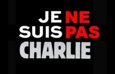 «Pourquoi je ne suis pas Charlie!»