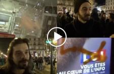 «Apéro chez Valls», reportage à la Nuit Debout