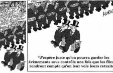 Manifestation du 18 mai place de la République : le peuple et la police dans une convergence révolutionnaire ?
