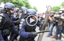Reportage à la manifestation du 28 juin contre la loi El Khomri