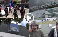 Reportage à la marche des «Citoyens Debout» (14 juillet 2016)