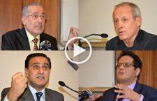 Vidéo du colloque « Le financement du terrorisme »