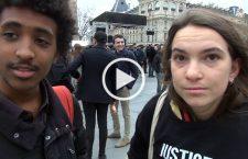 Reportage à la Marche pour la Justice et la Dignité