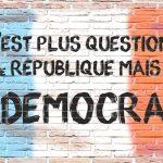 Nous voulons voter pour choisir le processus constituant de notre pays (change.org)